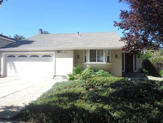 215 Avenida Espana, San Jose, CA 95139