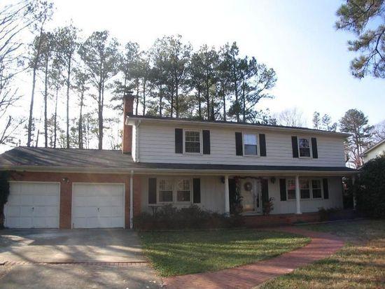 508 Cherokee Dr, Greenville, SC 29615