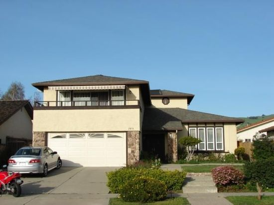 2858 Agua Vista Dr, San Jose, CA 95132