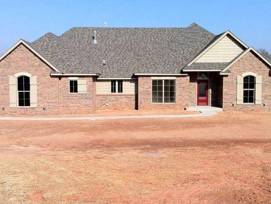 14715 SE 75th St, Choctaw, OK 73020