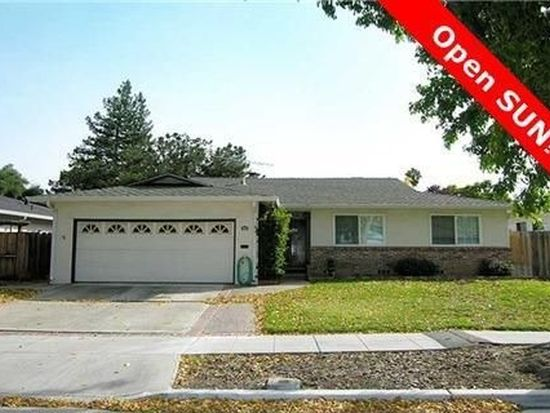 1562 Waxwing Ave, Sunnyvale, CA 94087