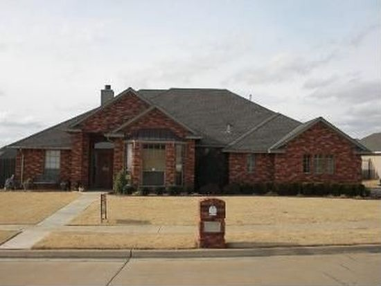 1813 SW 69th St, Lawton, OK 73505