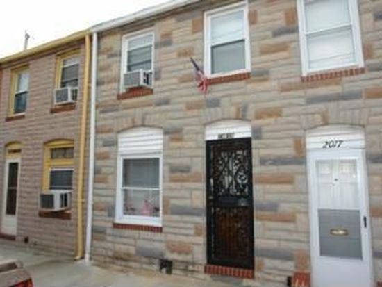 2019 Portugal St, Baltimore, MD 21231