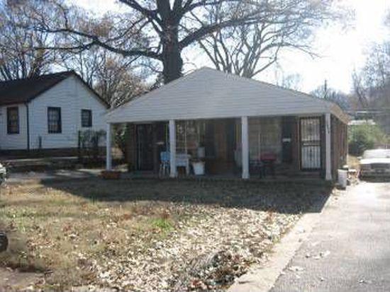 3639 Allandale Ln, Memphis, TN 38111
