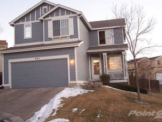 955 Dawn Break Loop, Colorado Springs, CO 80910