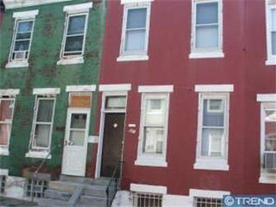 2515 N Jessup St, Philadelphia, PA 19133
