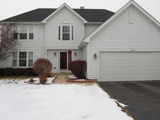 1338 Deerfield Ln, Bartlett, IL 60103