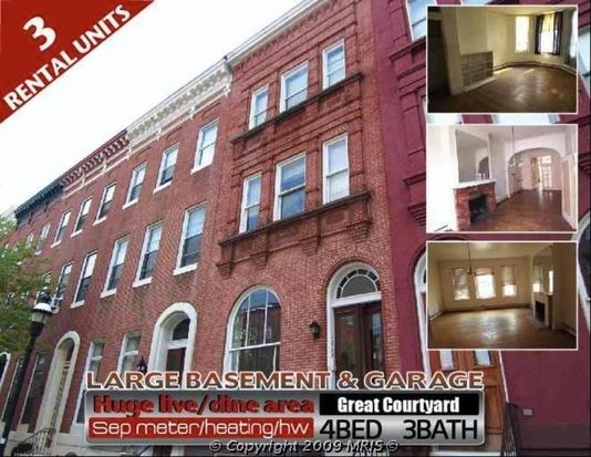 1818 Madison Ave, Baltimore, MD 21217