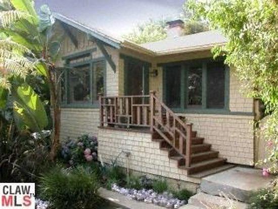 2020 Pinehurst Rd, Los Angeles, CA 90068