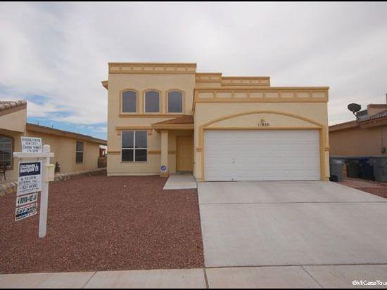 11920 Auburn Sands Dr, El Paso, TX 79934