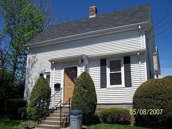 19 Cottage Pl, Newton, MA 02465