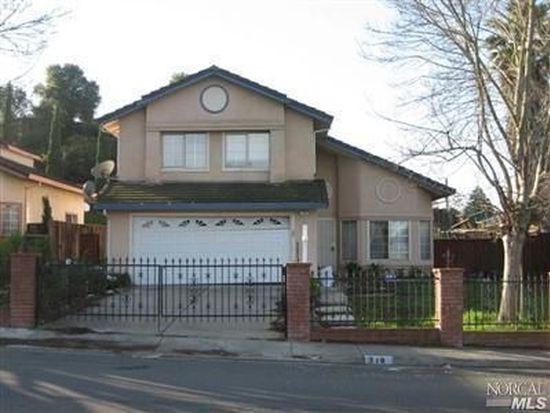 319 Whitney Ave, Vallejo, CA 94589