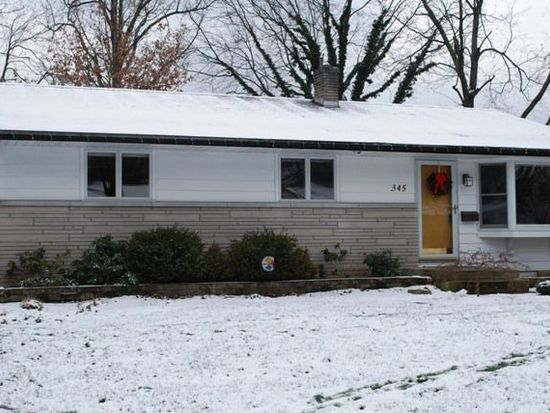 345 E Clearview Ave, Worthington, OH 43085