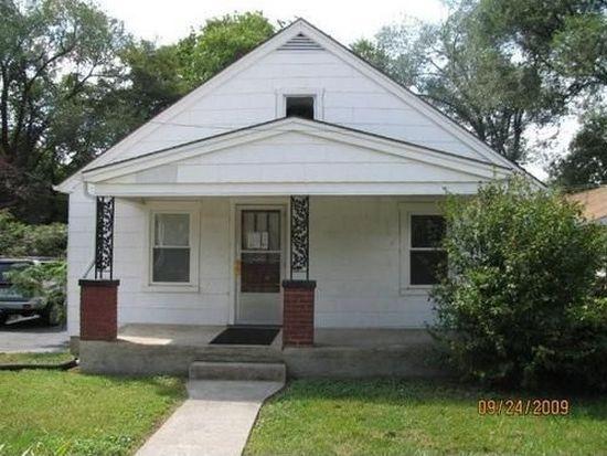 1526 20th St NE, Roanoke, VA 24012