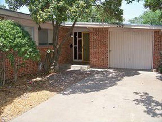 2718 64th St, Lubbock, TX 79413