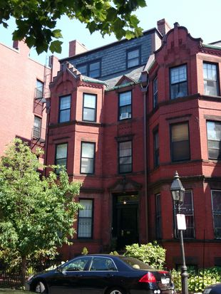 430 Marlborough St APT 1, Boston, MA 02115