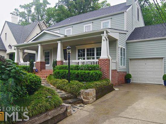 1349 Middlesex Ave NE, Atlanta, GA 30306