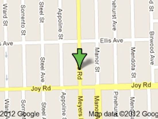 8861 Meyers Rd, Detroit, MI 48228