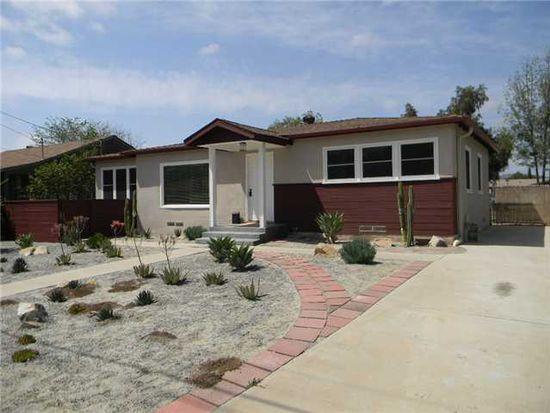 1228 Andover Rd, El Cajon, CA 92019