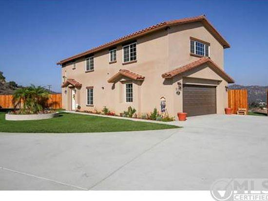 2161 Rockhoff Rd, Escondido, CA 92026