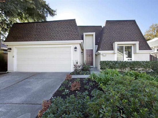 611 Montezuma Ct, Walnut Creek, CA 94598