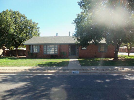 4823 14th St, Lubbock, TX 79416