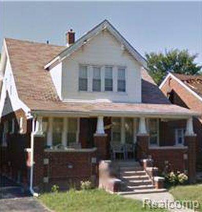 12565 Rosemary St, Detroit, MI 48213