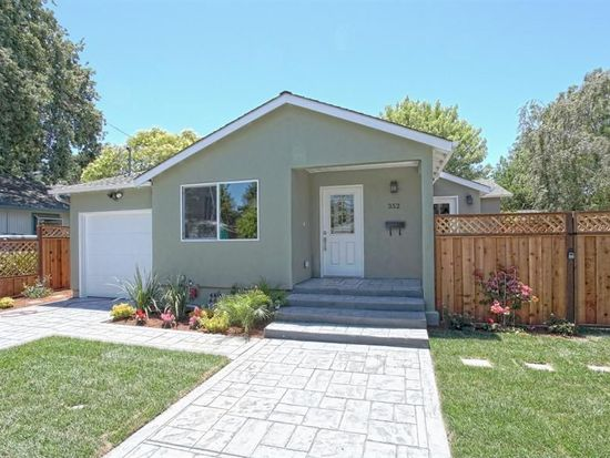 352 San Carlos Ave, Redwood City, CA 94061