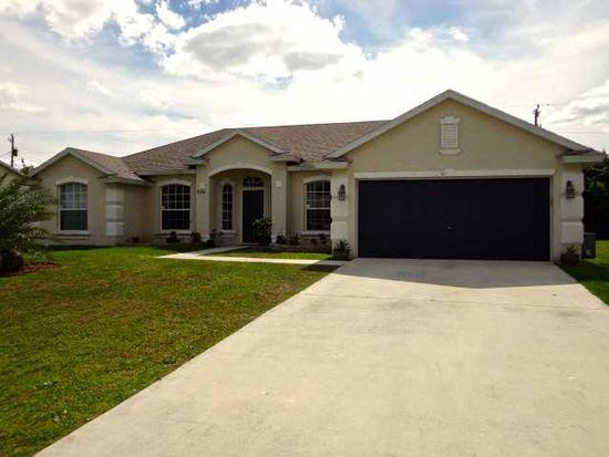 956 SW Cornelia Ave, Port St Lucie, FL 34953