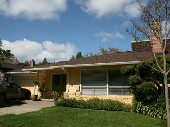 2252 Eastridge Ave, Menlo Park, CA 94025