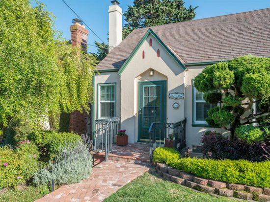 2117 Carmelita Ave, Hillsborough, CA 94010
