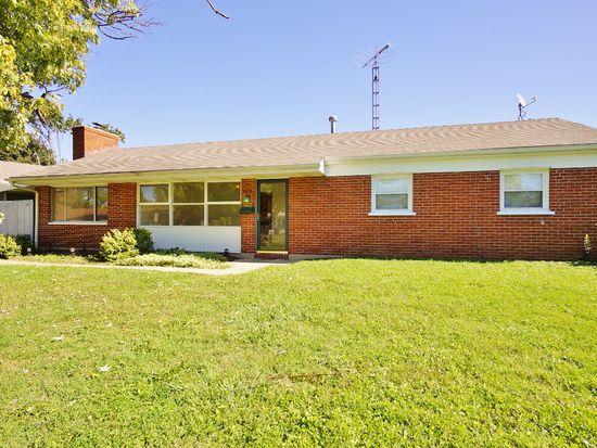 2612 Blackhawk Rd, Dayton, OH 45420