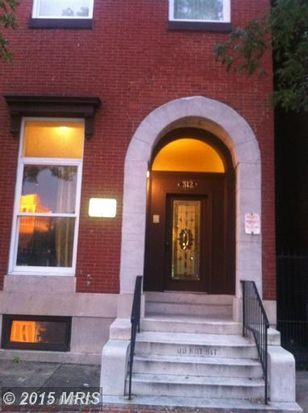 312 N Paca St APT 8, Baltimore, MD 21201