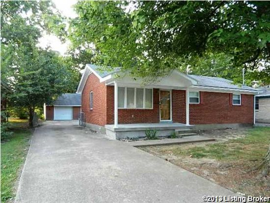 9605 Thor Ave, Louisville, KY 40229