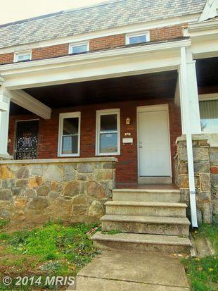 3711 Cranston Ave, Baltimore, MD 21229