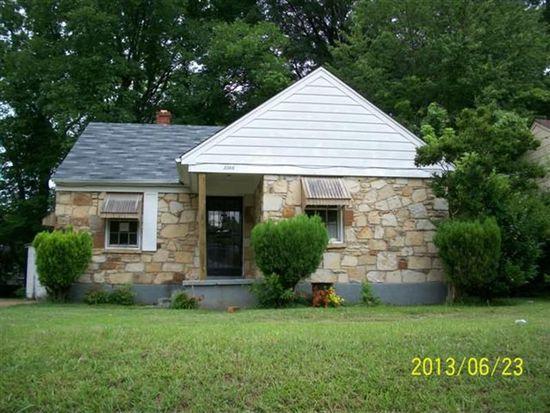 3364 Cicalla Ave, Memphis, TN 38122