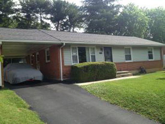 511 Moran Ave, Salem, VA 24153