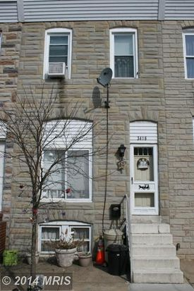 3416 Mount Pleasant Ave, Baltimore, MD 21224