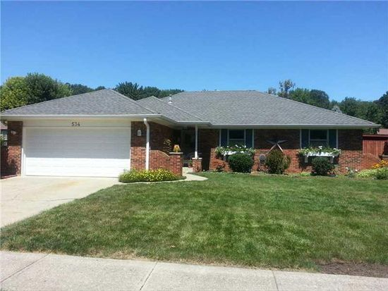534 Watersonway Cir, Indianapolis, IN 46217