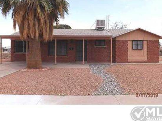 10388 Menzies St, El Paso, TX 79924