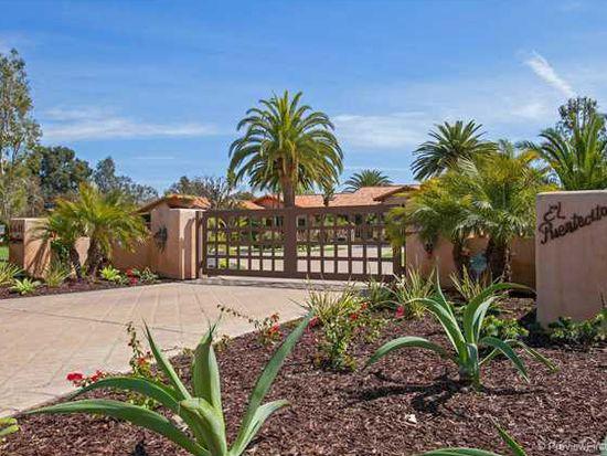 6611 Lago Lindo, Rancho Santa Fe, CA 92091