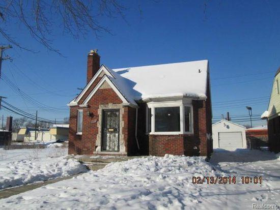 9535 Prest St, Detroit, MI 48227