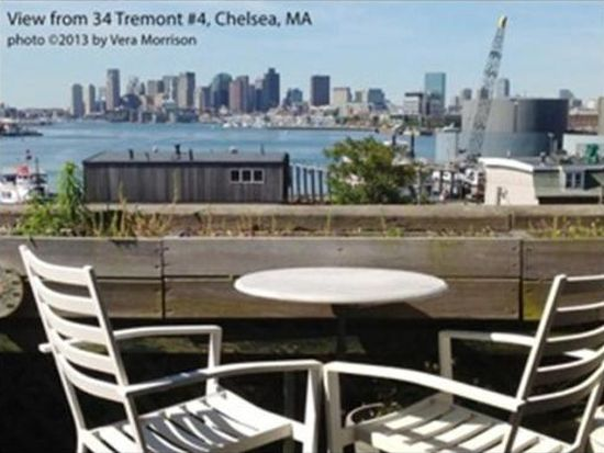34 Tremont St APT 4, Chelsea, MA 02150