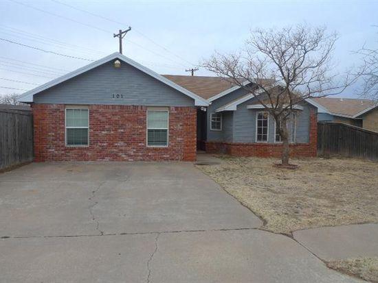 101 N Elkhart Ave, Lubbock, TX 79416