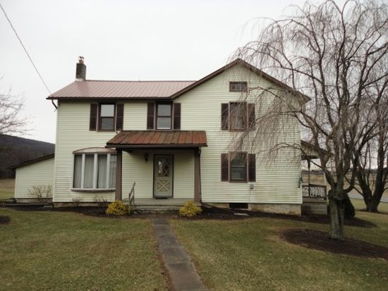 2823 Lower Brush Valley Rd, Centre Hall, PA 16828