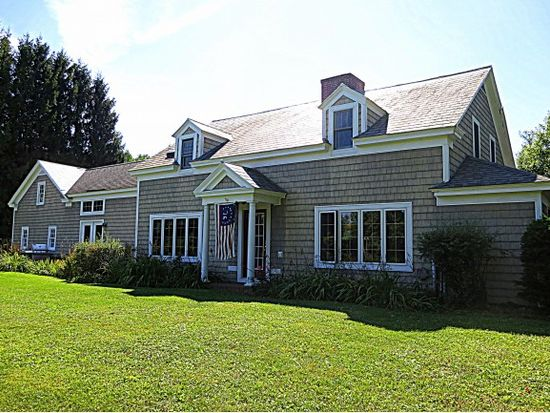 58 Mt Anthony Rd, Bennington, VT 05201