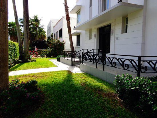 820 Euclid Ave APT 303, Miami Beach, FL 33139