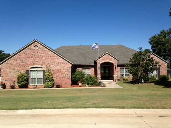 13071 Fairway Dr, Choctaw, OK 73020