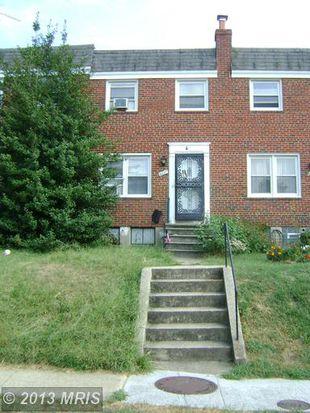 4307 Roberton Ave, Baltimore, MD 21206