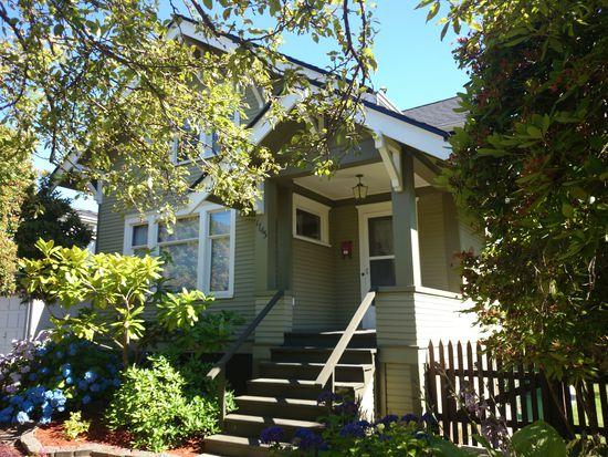 1743 NW 61st St, Seattle, WA 98107